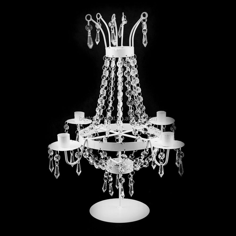 Table top chandelier centerpieces for weddings buy table top table top chandelier centerpieces for weddings arubaitofo Choice Image