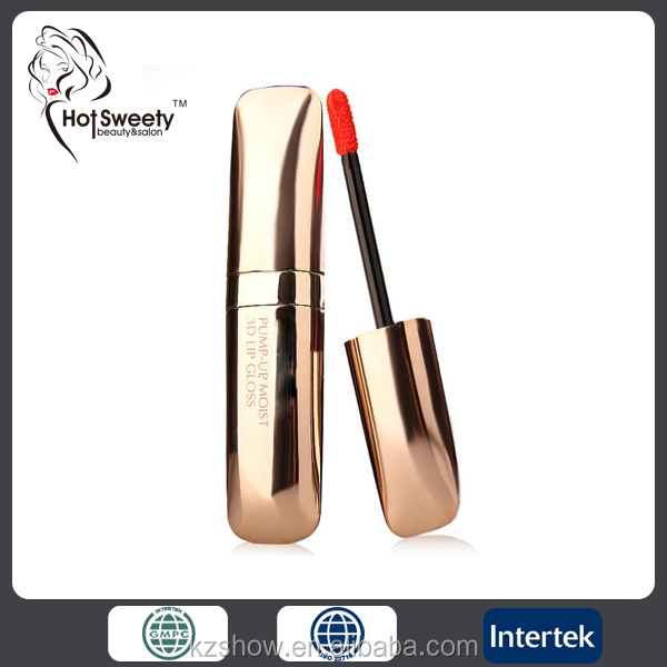 new high quality liquid form lipgloss creat sexy and charming lips lipstick matte waterproof no label lip gloss
