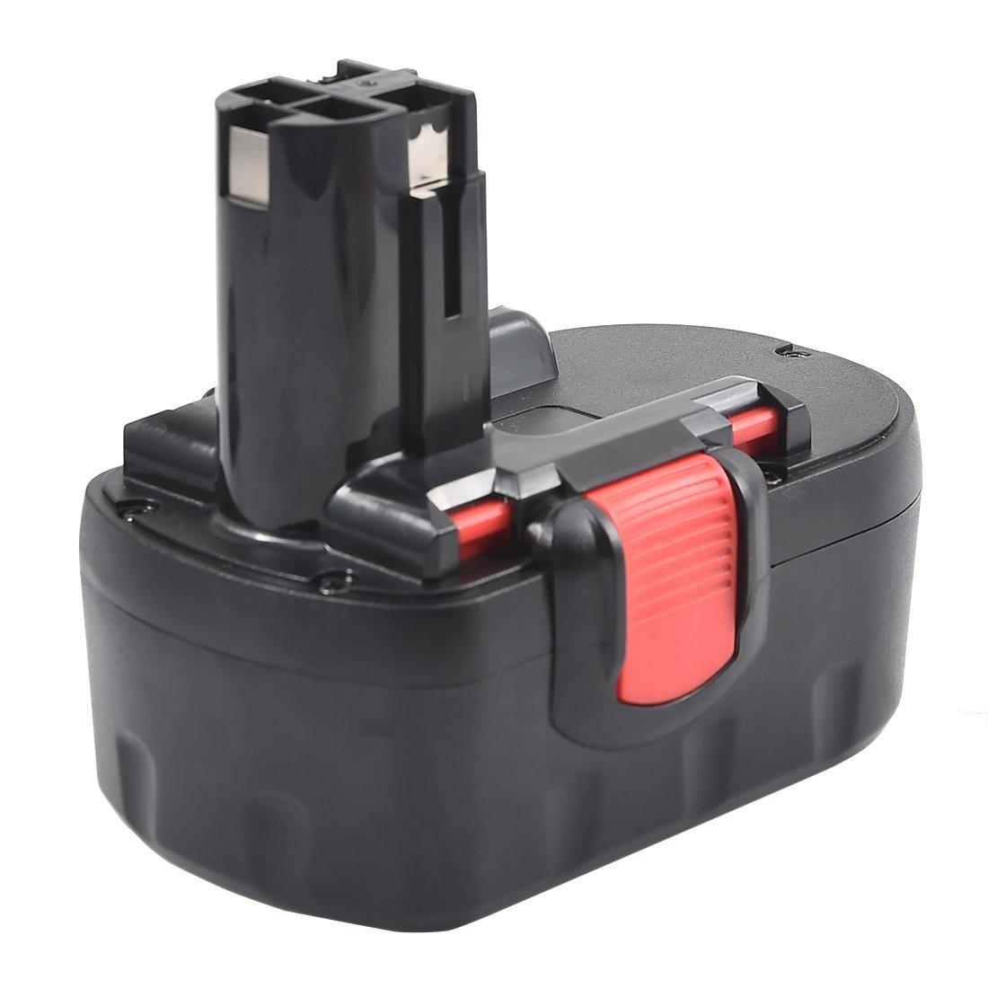 DSTE Ni-MH Power Tool Battery for Bosch 2 607 335 266,2 607 335 278,2 607 335 536,2 607 335 680,2 607 335 688,2 607 335 696,2 610 909 020,BAT025,BAT026,BAT160,BAT180,BAT181,BAT189