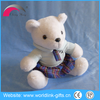 wholesale big size teddy stuffed bear plush toys