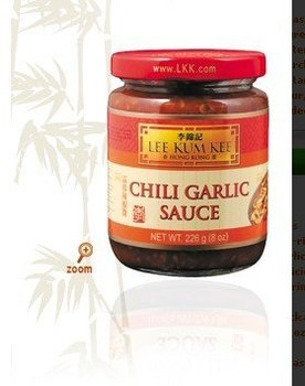 how to prepare chilli garlic sauce