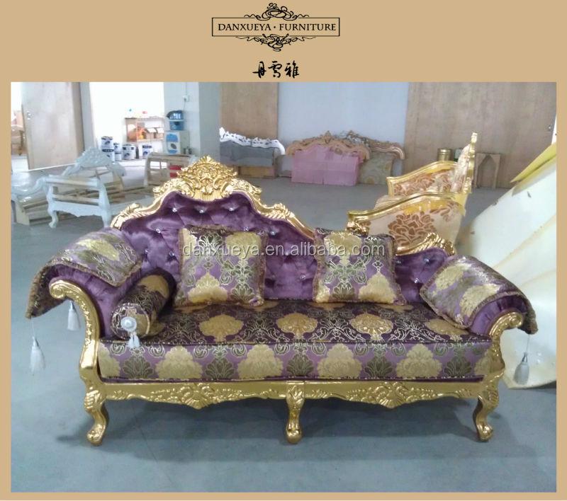 Arabische Bruiloft Sofa Majilis Luxe Franse Antieke Chaise Lounge Woonkamer Sofa Product Id