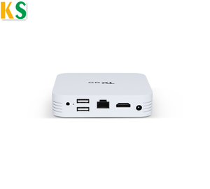 100% original android 7 1 tv box TX95 2gb/16gb amlogic s905W quad core 4k  smart global tv box