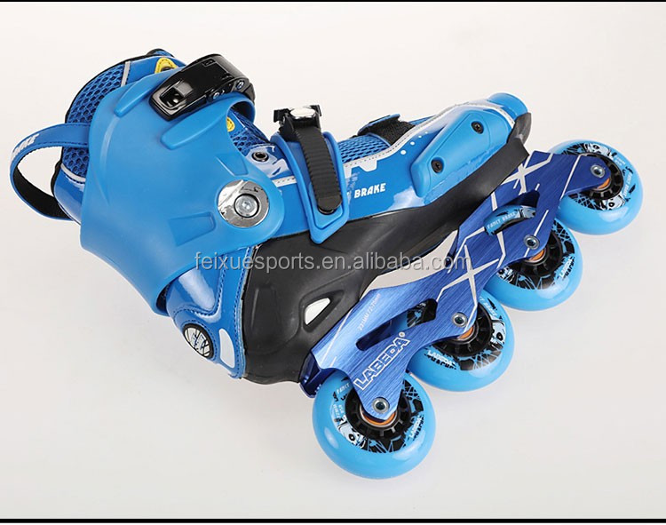 fashion skate shoes wheels quads breathable roller skates
