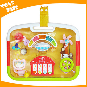 Plastic toy music Learning Toy & Multifunctional baby Learning Toy,Most popular Learning desk