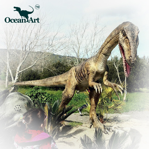 OAH5187 High Quality Lively Robotic Dinosaur