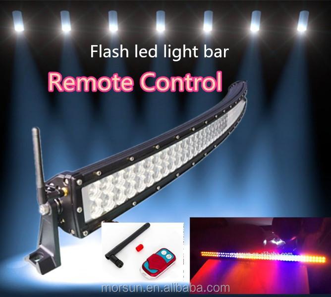 Red White And Blue Color Led Emergency Warning Flash Strobe Led ...