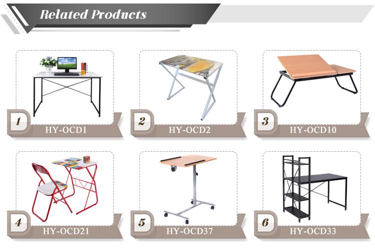 Ergonomisches design büro metall kniend klappstuhl großhandel