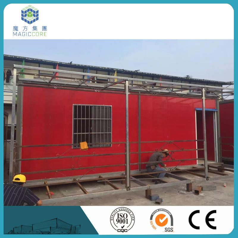 professional design competitive price mobile container house new style design modular container building