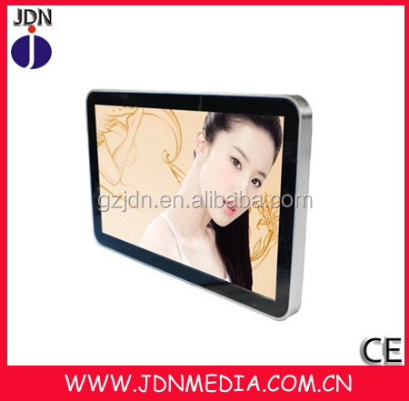 15-65inch display for advertising LED USB monitor media player tv box usb flexible transparent display