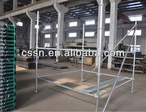 Q235 Construction Scaffolding Machine