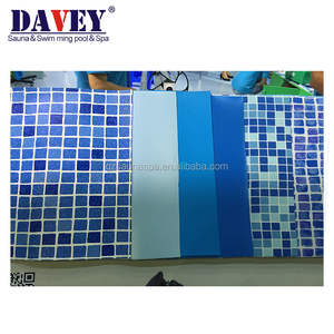 new 2014 High quality pool liner swimming pool use easy install vinyl pool liners
