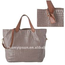 2012 new design genuine leather bag