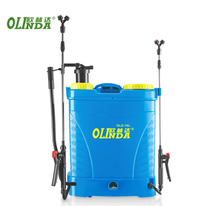 Agriculture high pressure airless tall trees paddy herbicide electric 16 18L battery sprayer