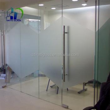 10mm Opaque White Sandblasting Tempered Glass Door - Buy Sandblasting  Tempered Glass Door,Opaque Glass Door,Opaque White Glass Product on  Alibaba com