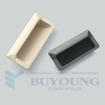 Concealed Door Pull Handle By2-196-1.6 - Buy Concealed Door Handle ...