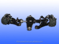 Light SUV front axle assembly