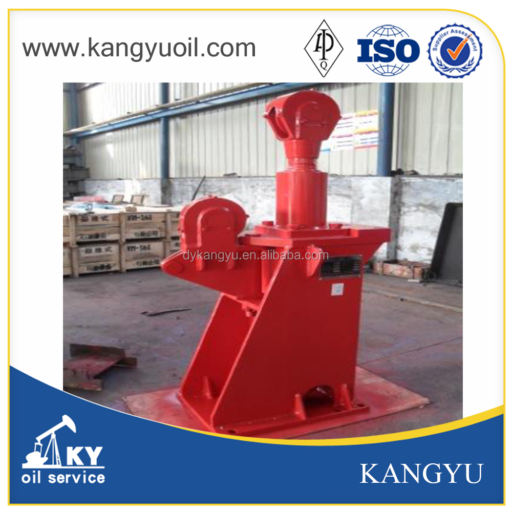 China Supplier Ym-16 Hydraulic Cathead