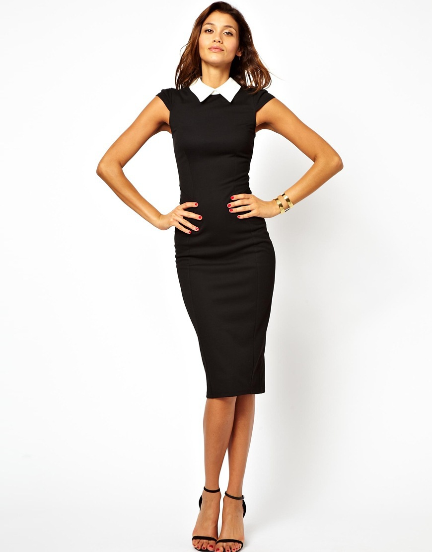 Command the Office in Wear-to-Work Dresses. Skirts and suits may be common office wear, but wear-to-work dresses offer both the convenience of a one-piece .