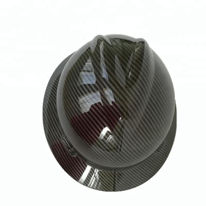 ppe protective equipment carbon fiber hard hat msa