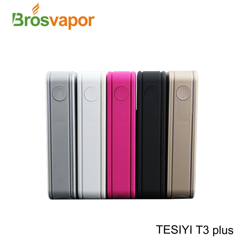 2018 newest Multi-color tesiyi charger T3 plus 3x18650 battery charger battery repair function