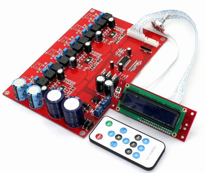 Detail Feedback Questions about TPA3116 6 channel remote