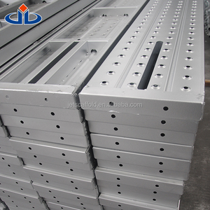Professional Scaffolding Catwalk Popular Toe Board Low Price metal safety  scaffolding planks for construction