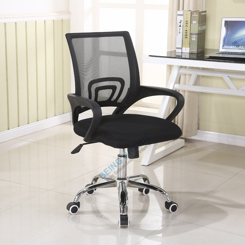 Hot Sale Mesh Chair Swivel Multicolor Staff Chair Ergonomic Computer Desk Task Office Chair