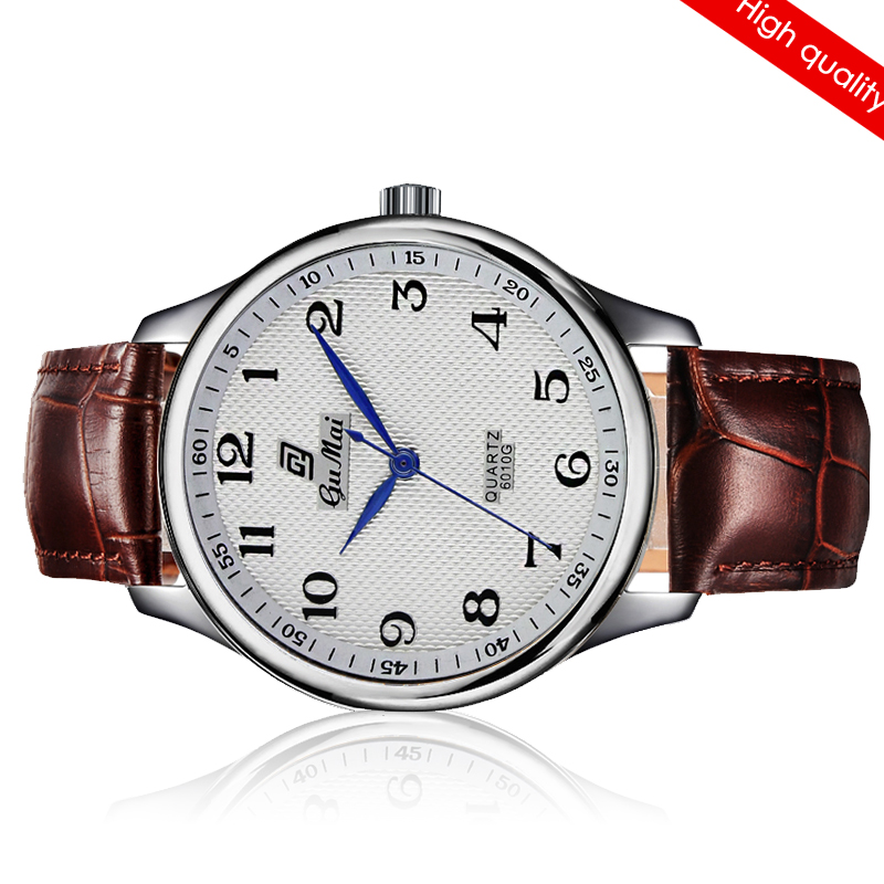 new arrival fashion stainless steel back japan movt quartz quality watches for <strong>men</strong>