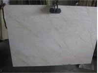 Good price white marble with golden vein slab