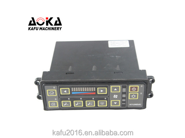 OEM R210-7 R225-7 R350-7 air conditioning controller 11N6-90031 For Excavator