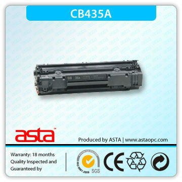 Best quality for hp 435a 35a CB435atoner cartridge for hp black 435a 35a cb435a toner cartridge LASER 35a toner cartridge for hp