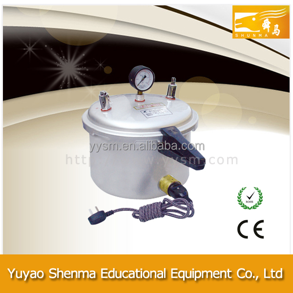 Custom mini autoclave sterilizer chemistry laboratory electric sterilizer