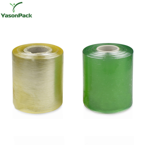 Food grade pe protective ldpe mylar holographic heat transfer pvc cling film
