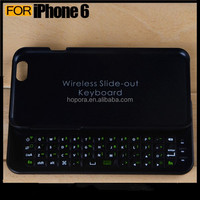 Mini Slide - Out Keyboard Wireless Bluetooth For Apple Iphone 6 ...