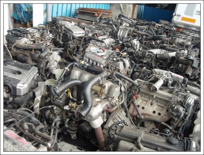 Japanese Used Car Engine And Parts - Buy Used Car Engine,Car Engine ...