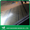 "3/4"" thickness China film covered laminated faced plywood"