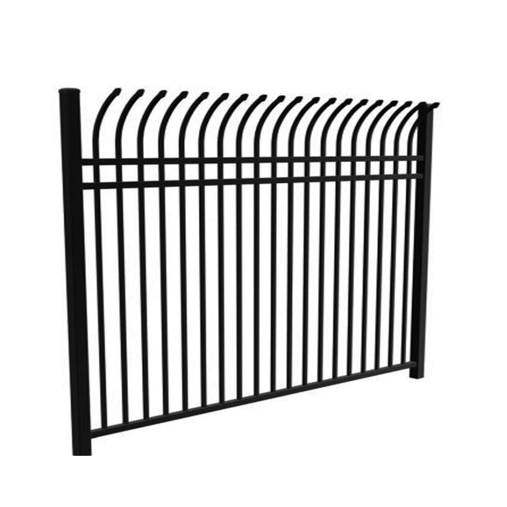 100 steel fence designs photos fenceshop no dig green steel steel fence designs photos by metal fence panels metal fence panels suppliers and manufacturers baanklon Choice Image