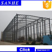 quick build steel prefabricated warehouse