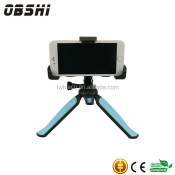 D10B+S6B Mobile phone lightweight folding mini smartphone camera stand tripod for ipad tablet stand