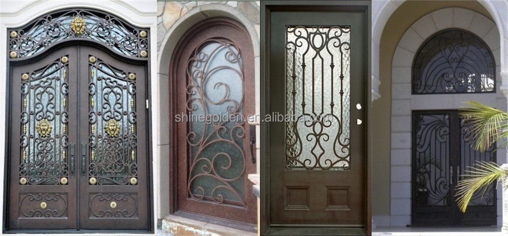 Designer Prehun Fer Porte De L Appartement Porte D Entr 233 E