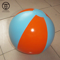 Customize Inflatable water beach kids baby Ball Toy