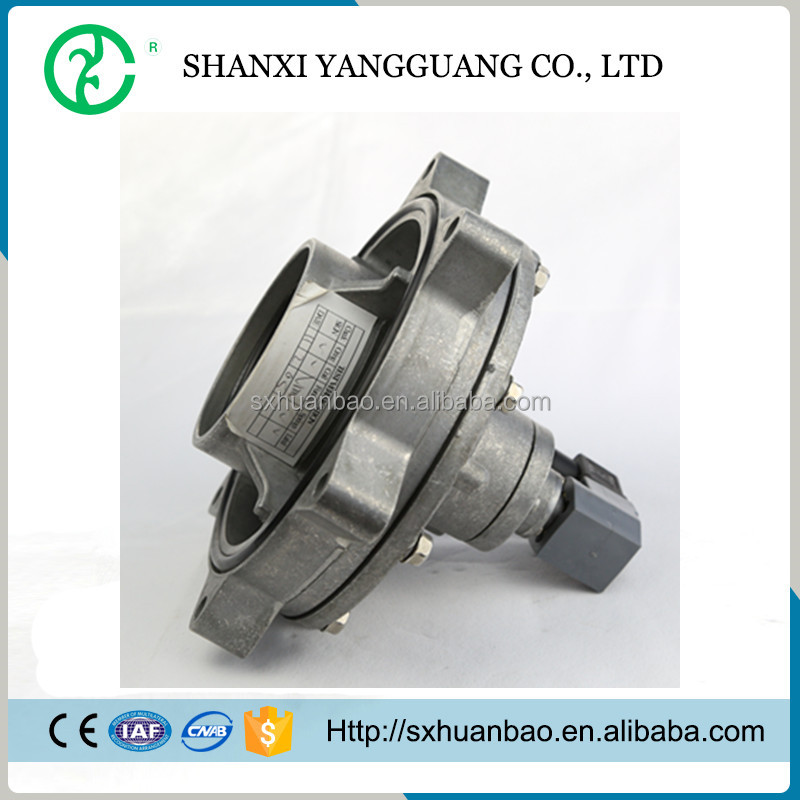 Gas control alloy solenoid valve 220v ac