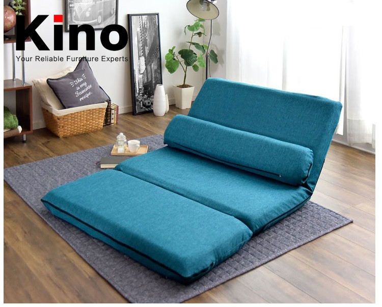 Lazy floor sofa bed japanese tatami style folding sofa cum for Sofa bed japan