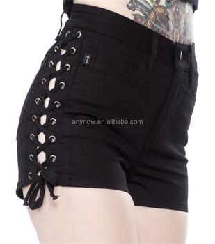 cheap womens high waisted shorts