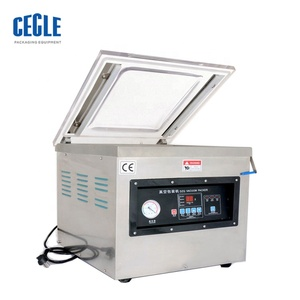 dz 400T thermoforming vacuum packing machine for dry food