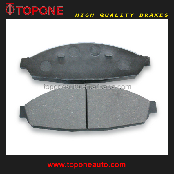 MDB2284 Semi Metal Brake Pad For Lincoln Town Car D931