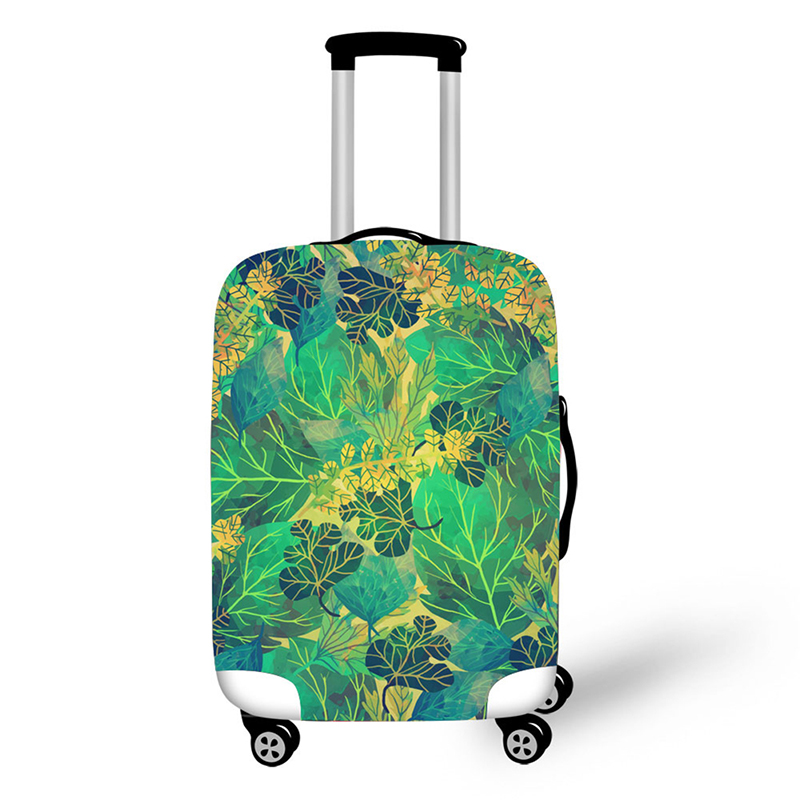 High quality Elastic Material Youth Travel suitcase trolley luggage cover