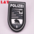Hot Product Morale Patches Pvc