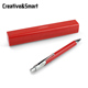 Aluminium barrel free sample wedding favors bling papermate pen